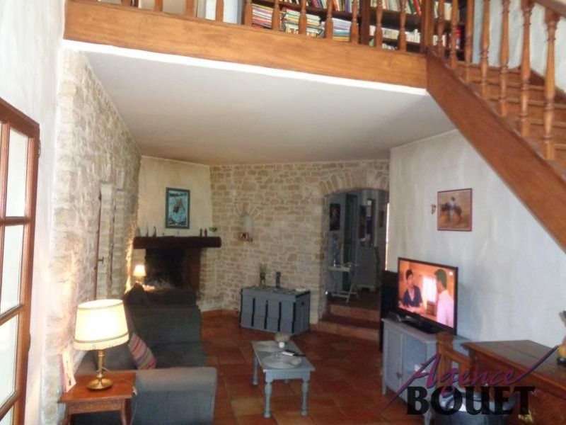 Vente Maison MAUSSANE-LES-ALPILLES séjour de 43 m²