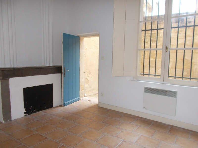 Vente Appartement BEAUCAIRE séjour de 20 m²