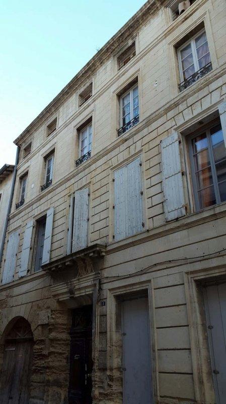 Vente Immeuble TARASCON Mandat : 3507