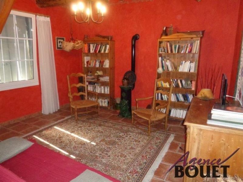 Vente Maison VALLABRÈGUES séjour de 33 m²