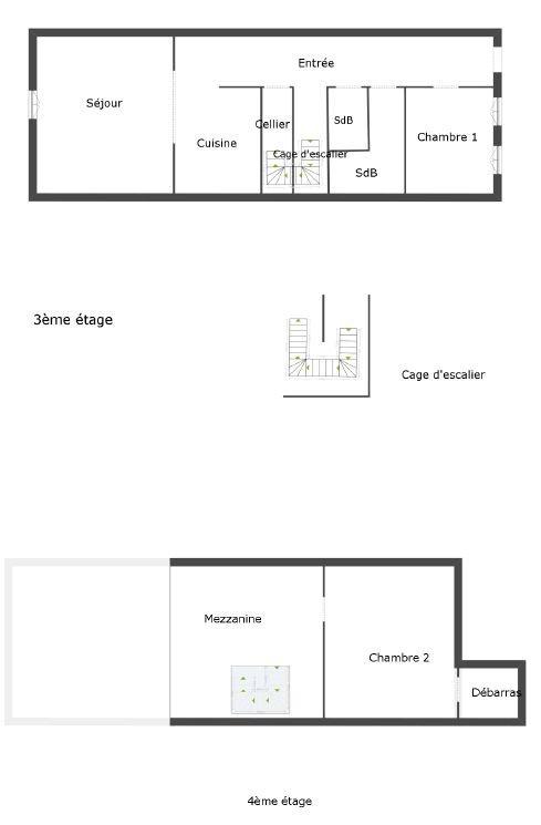 Location Appartement MONTAUBAN 4 pièces