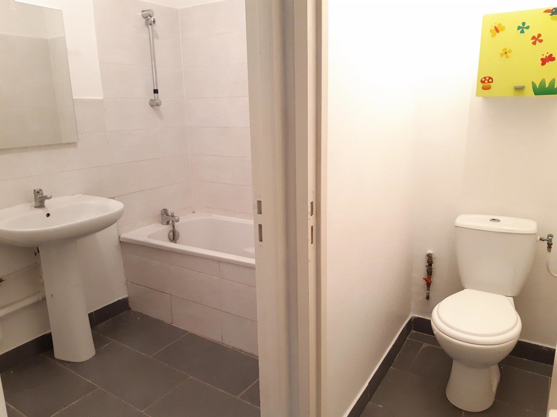 Location Appartement BEAUCAIRE séjour de 28.6 m²