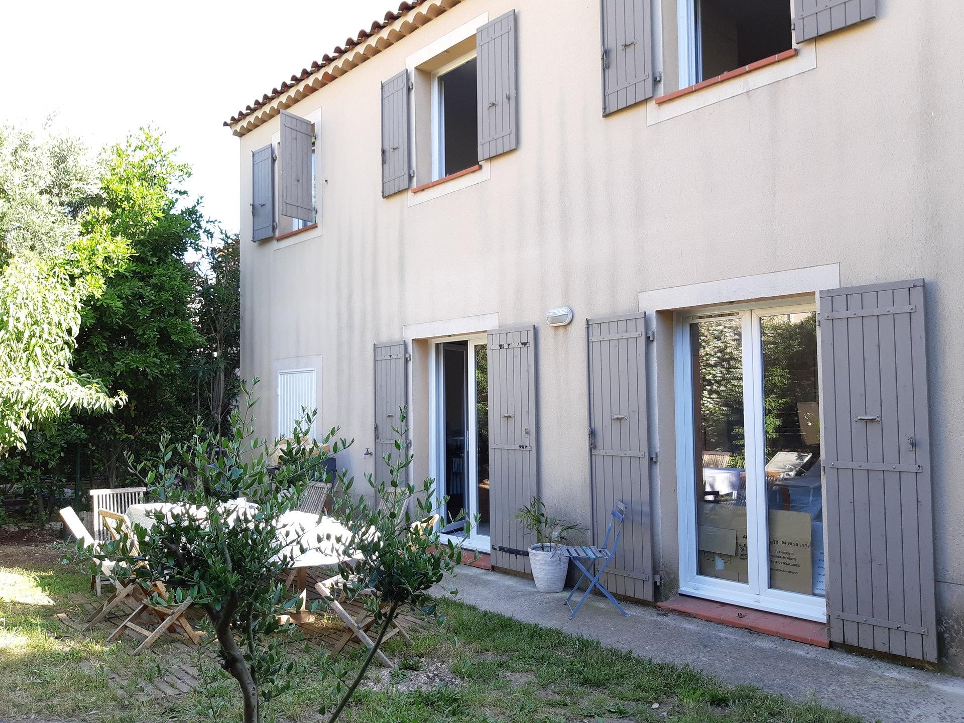 Location Maison MAUSSANE-LES-ALPILLES Mandat : 1225