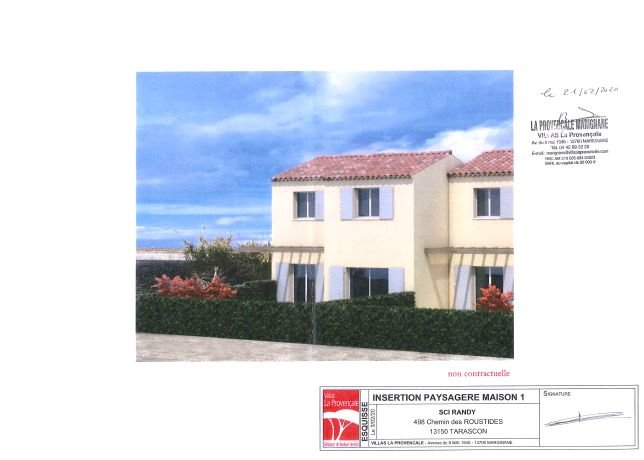 Vente Maison TARASCON Mandat : 3751
