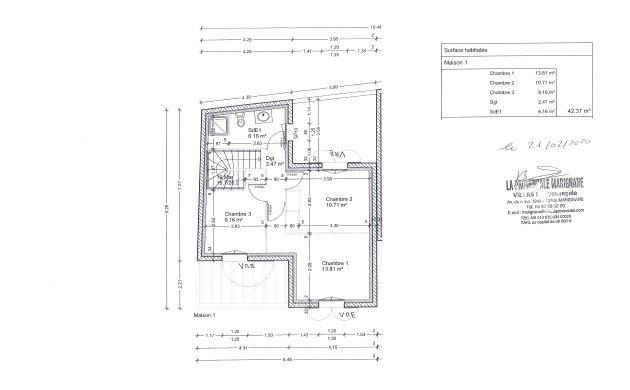 Vente Maison TARASCON surface habitable de 0 m²