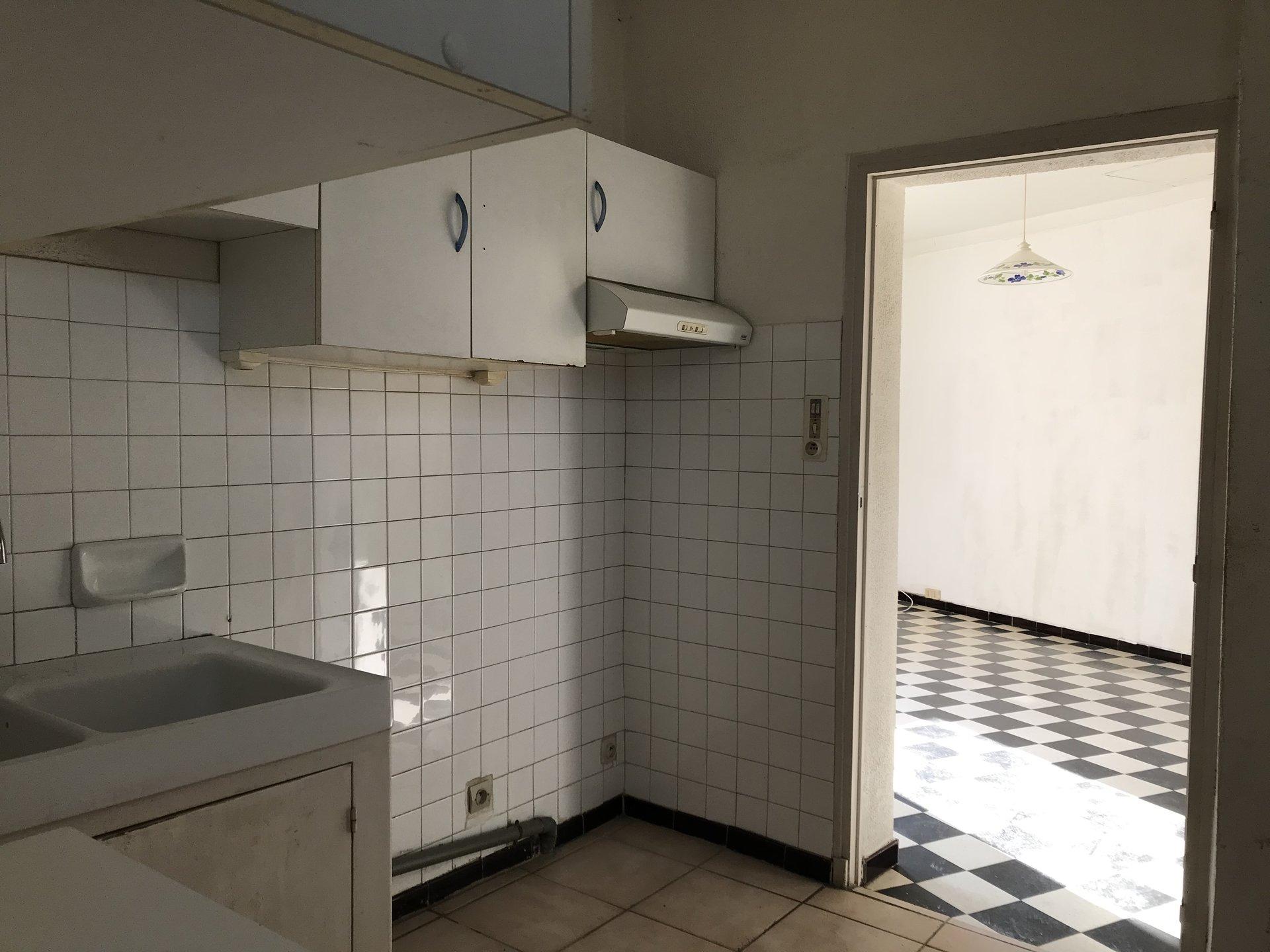 Vente Appartement TARASCON séjour de 18.62 m²