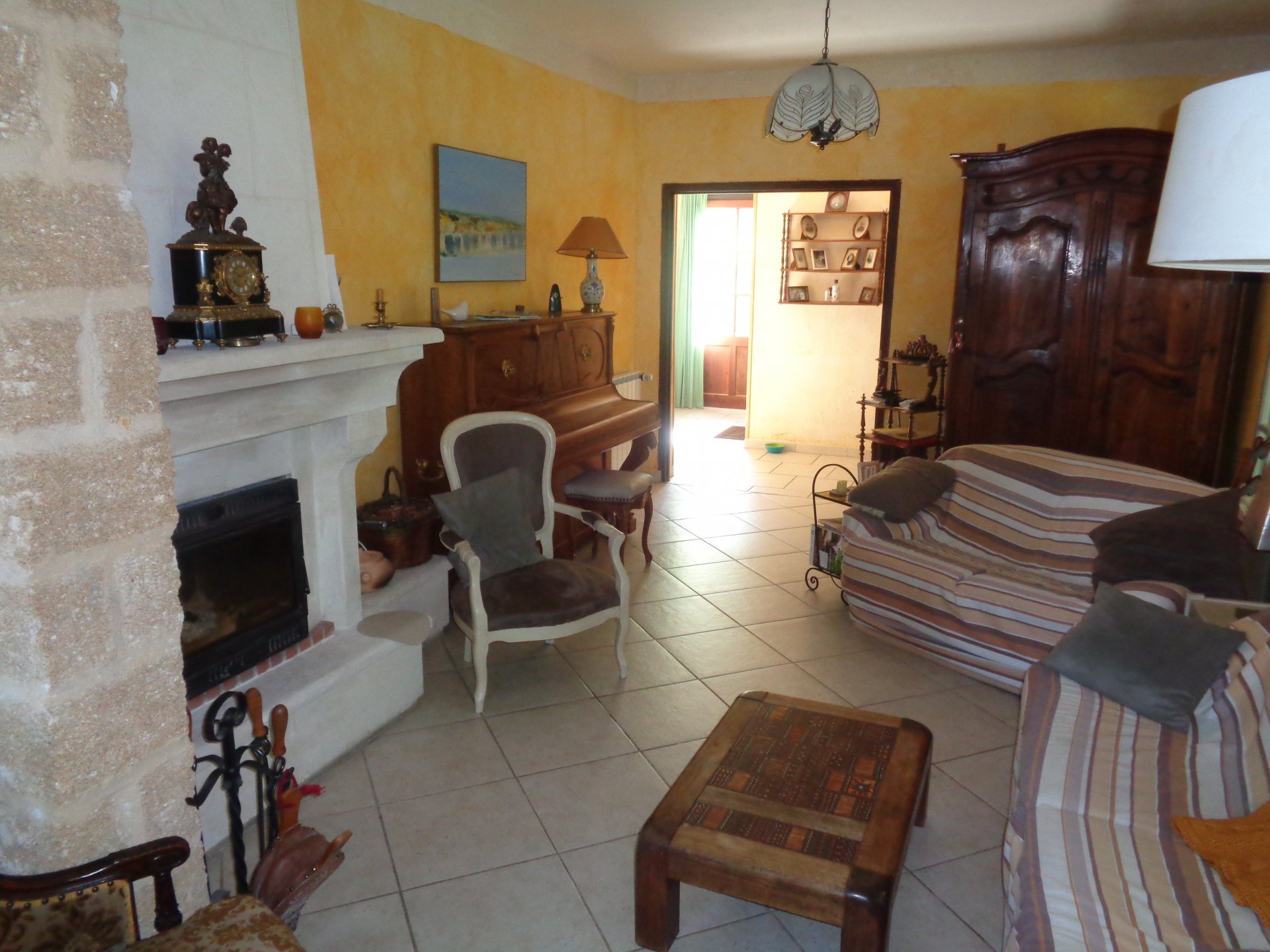 Vente Maison BOULBON séjour de 41 m²